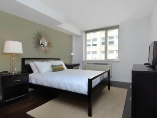 Furnished 1-Bedroom Apartment at 2nd Ave & E 66th St New York, New York City