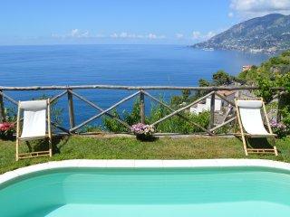 2 bedroom Villa in Maiori, Campania, Italy : ref 5248271