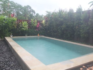 Dauh Villa Ubud a entire house with private pool..