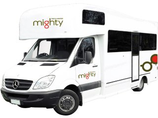 Campervans for hire or rental in NZ and Australia, Christchurch