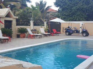 A beautiful pen house with golf cart included., Puerto Plata