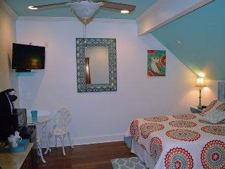 """The Bleau Room in """"de la Bleau B&B"""", Mandeville"""