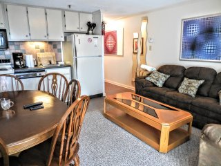 2BR/2BA Ski In/Out Condo next to Snowshoe Village & Slopes!