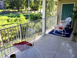 Golf View Fall Creek Two Bedroom Condo. (31-27)