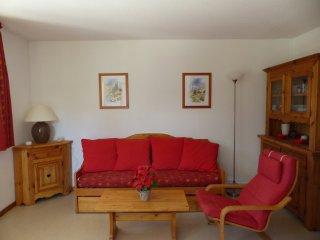 Appartement avec jolie vue sur la Vanoise, Valfrejus