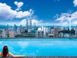 BEST KL City View at Regalia Suite KLCC