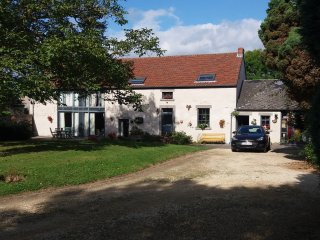 Montigny House maximum 15 persons