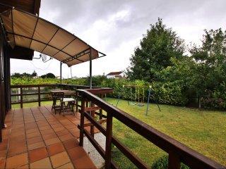 Ref. 11457 Cabana de madera en Rias Baixas