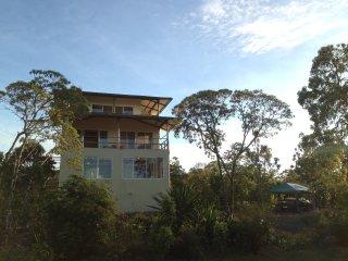 Semilla Verde's Finch Wing, Santa Cruz Island, Puerto Ayora