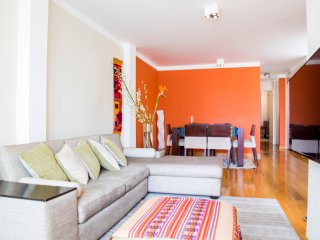 2-Bedroom Luxury Apartment Lima-Very fast WIFI !