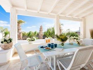 Cigni - seaside holiday rentals in puglia - near very Long sandy beach