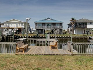 Do-Little Dock ~ RA72867, Holden Beach
