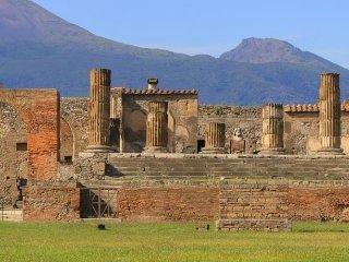 VILLA MAGIOLA - BACCO, Pompei