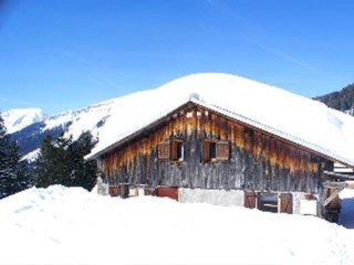 Charmant chalet d'alpage renove