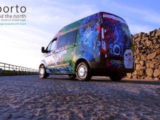 The Getaway Van - Poseidon