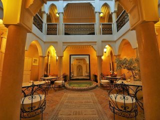 Riad en exclusivité, Marrakech