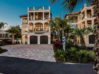 A.S.A.P: Gulf View Luxury 8 Bdrm, Huge Priv Pool!, Destin