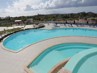 MAHO DREAM... comfortable 2BR penthouse condo at Blue Marine Residence in Maho!!