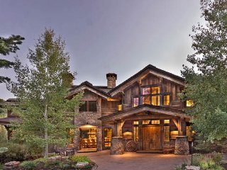 Most Luxurious Slopeside Home- Gold Mine Lodge, Steamboat Springs