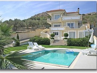 Aris Palace 300m² Villa Prive Pool Family Quiet
