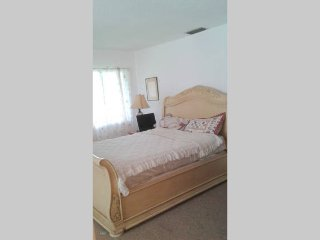 Master Bedroom with bath, Port Saint Lucie