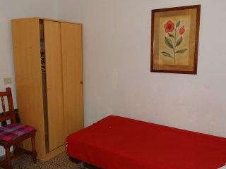 Habitación 204 Pensión Alcalá