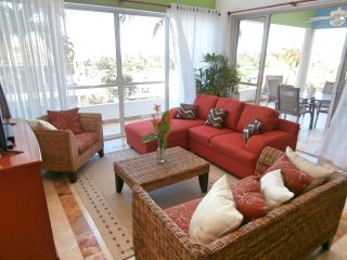 "Delightful Penthouse Condo in the ""Golden Zone"" of Bucerias"