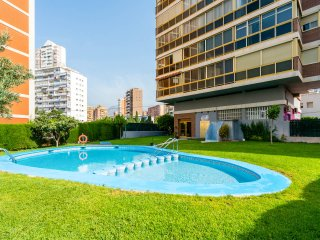Zurbaran II - Two bedrooms - WIFI and internet, Benidorm