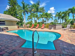 5BR Fort Myers House w/Private Pool!