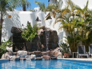 "Delightful Penthouse Condo in the ""Golden Zone"" of Bucerias"