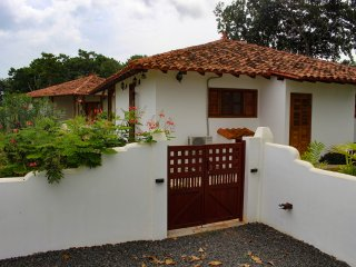 Beautiful Pedasi home fenced yard, close to beach!
