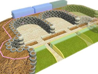 Earthship Apartment B 'Yemaja House'