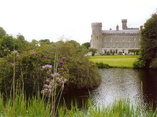 Romantic Irish Castle, Dunleer