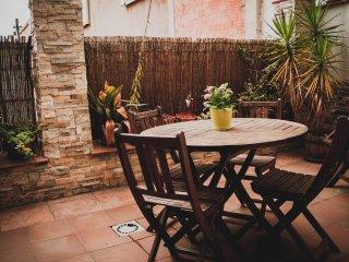 Apartamento con terraza Parc Güell, Barcelona