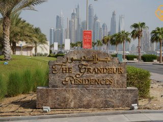 Palm Large Grandeur Residence 2/bedrooms C-G01