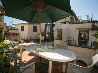 Beautiful Rome Apartment with Outdoor Patios and Views - Campo dei Fiori - Ameri
