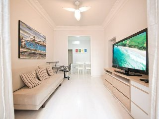 Ipanema Central -2bedroom Comfortable & quiet!, Río de Janeiro