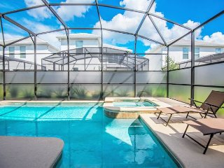 Welcome to the 7BR vacation home with private pool and spa of your dreams!
