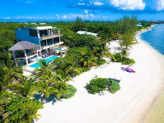 """Nirvana,"" a Luxury Cayman Villas Signature Property, George Town"