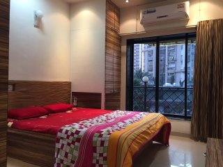 Luxury service apartment in Andheri west, Bombay