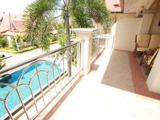 Great Apartment in Great Village Resort, Sattahip
