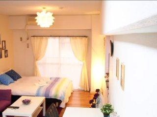 2minWalk Hakata Gion Sta Cozy 1BR#5806111, Fukuoka