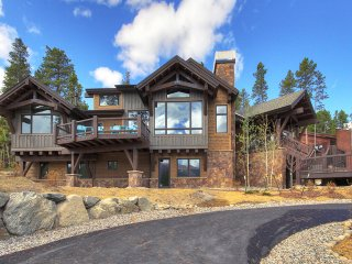Take in the Views in this Brand New Home that is the Epitome of Mountain Luxury