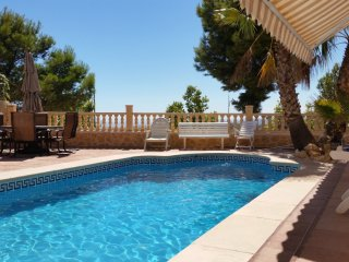 Luxurious villa 5km from Benidorm, Finestrat