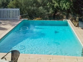 Sunny house near Figari with pool