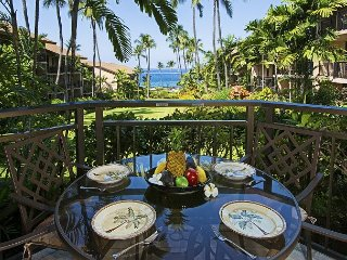1 bedroom condo in Oceanfront complex, amazing Ocean views, Kailua-Kona