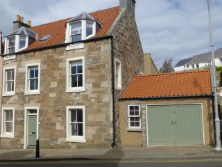House on the Harbour, Pittenweem