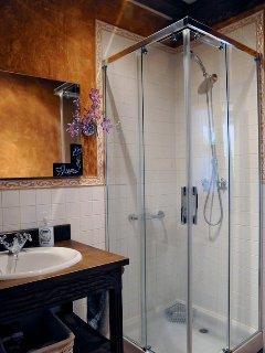 Aseo con ducha planta baja