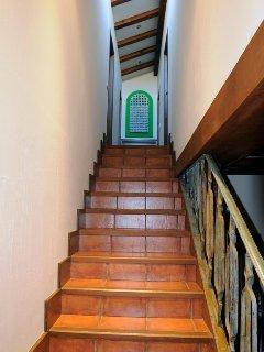 Escalera subida planta superior