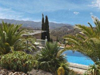 Casa Horno Arriba - relaxing villa, fantastic view, Canillas de Aceituno